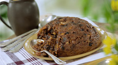 Soreen Fruit Steamed Pudding