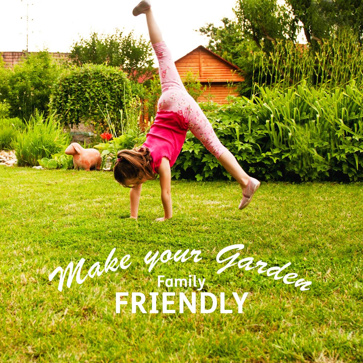 Make your garden