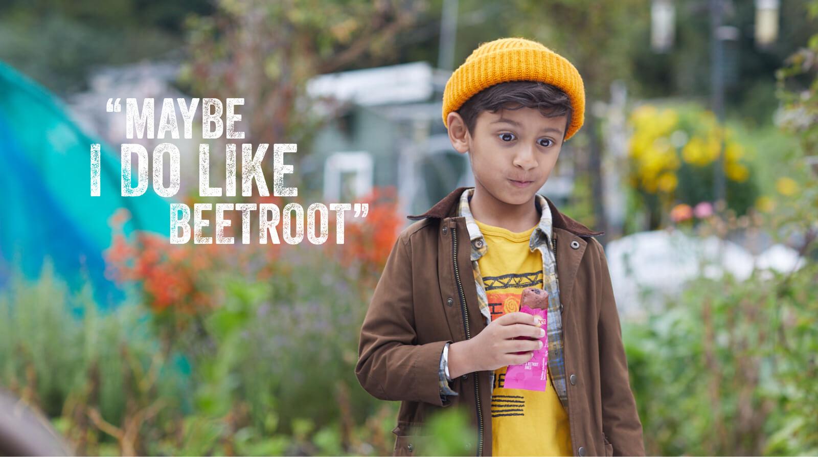 Maybe I do like beetroot